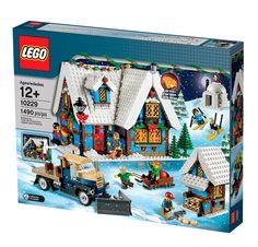 10229 - Winter Village Cottage