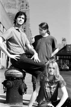 Nirvana in NYC, 4/26/90
