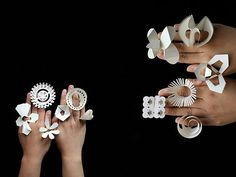 paper rings by TT:NT (product)
