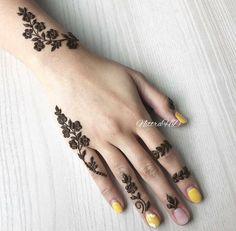 Pretty henna eid