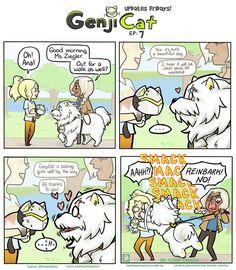 Genji. At
