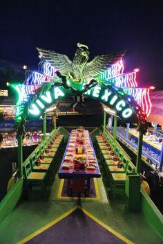 #MartesViajero El parque Xoximilco trae tradiciones mexicanas a Cancún