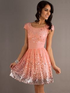 sooo pretty.. not sure about the color but love the style and sparkle!