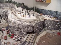 Page 3 of 17 - Show us your Rally / Raid layout - posted in Slot Rally & Raid: I was wondering have any off you thought about black ICE on you snow tracks I had a Idea of painting clear coat on the track to make it look like ICE...\\                              What do you think?