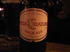 Cerveja Little Creatures Pale Ale, estilo American Pale Ale, produzida por Little Creatures Brewing Company, Austrália. 5.2% ABV de álcool.
