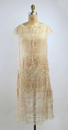 Dress - Boué Soeurs, 1925