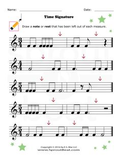 easy worksheet for young students line space notes music worksheets teaching music music. Black Bedroom Furniture Sets. Home Design Ideas