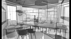 interiér- 3Dnávrh - postup