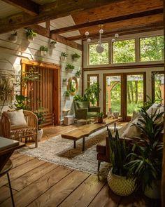 Home Design Decor, Home Interior Design, Interior Architecture, Interior And Exterior, House Design, Home Decor, Le Far West, Dream Rooms, My New Room
