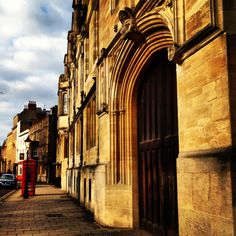 St Johns College Oxford Photo Sue Carter