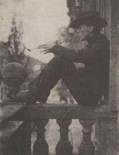 Gertrude Käsebier. Edward Steichen. c. 1901
