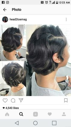 Hair Growth Tips. Hair Thinning Tips You Can Start Doing Today. Knowledge about hair thinning can help you learn what's happening and how you can manage it. My Hairstyle, Pretty Hairstyles, Straight Hairstyles, Girl Hairstyles, Bob Hairstyles With Weave, Fringe Hairstyles, Love Hair, Gorgeous Hair, Curly Hair Styles