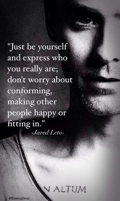 Be You_ love Jared