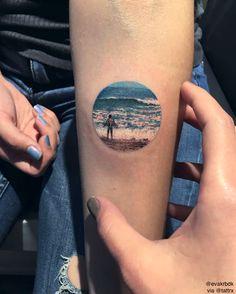 Eva Krbdk | Istanbul Turkey / USA Guest Spots 2017 Beaches of Barcelona. tattoobyeva@gmail.com