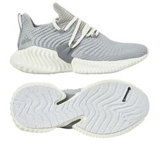 9760f074140bf adidas alphaBOUNCE Instinct Women s Running Shoes Gray Fitness Gym NWT  F36732  adidas  RunningShoes Adidas