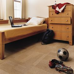 Carpet Tile - shown at Acadia!