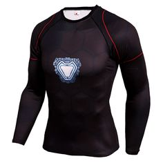 Enthusiastic Skins Dnamic Compression Long Sleeve Top Herren Funktionsshirt Sportshirt Selected Material Activewear Clothing, Shoes & Accessories