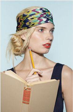 headwraps | Spring 2011 Trend Report #3: Turban Head Wraps! « La Vita di Moda La ...