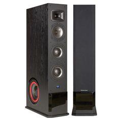 Cerwin-Vega CMX-210 Tower Speakers....amazing!!!