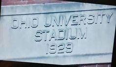 Peden Stadium was originally referred to as Ohio University Stadium about 80 years ago.