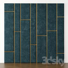 models: Other decorative objects – panel 06 - accent wall Stone Wall Design, Wall Panel Design, 3d Wall Panels, Fabric Wall Panel, Panel Walls, Bedroom False Ceiling Design, Bedroom Bed Design, Modern Wall Paneling, Wall Panelling