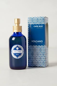 I am absolutely addicted to this fragrance. I've spent way more than is reasonable on candles and such in volcano. Capri Blue Volcano Room Spray - anthropologie.com