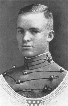 Dwight D. Eisenhower right after his graduation from West Point