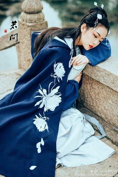 Oriental, Asian Style, Chinese Style, Asian Fashion, Girl Fashion, Chinese Clothing, Chinese Dresses, China Girl, Hanfu
