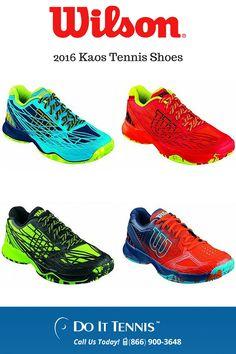 Best Wilson Kaos Tennis Shoes at DoItTennis.com 4d5f5bd1354