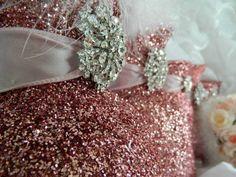 Quinceanera Decorations for Your Wedding - Fazhion Shabby Chic Wedding Decor, Vintage Wedding Centerpieces, Quinceanera Centerpieces, Prom Decor, Bridal Shower Decorations, Wedding Reception Decorations, Wedding Ideas, Wedding Stuff, Pink Silver Weddings