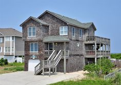 Twiddy Outer Banks Vacation Home - Bear Footin' - Duck - Oceanfront - 5 Bedrooms