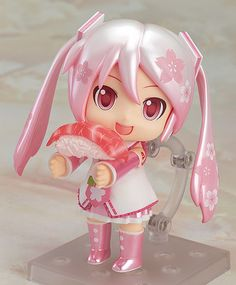 Crunchyroll - Sakura Mikudayo Nendoroid CHARACTER VOCAL SERIES 01: HATSUNE MIKU