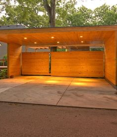 Modern Carports www. has some information on to choose a carport for your home.