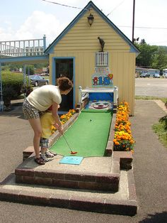 7 Best Cortland Mini Golf Images Golf The Neighborhood The