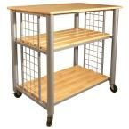 Catskill Craftsmen 20 in. Roll About Cart-80027 at The Home Depot
