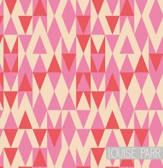 Louise Parr - Surface Pattern
