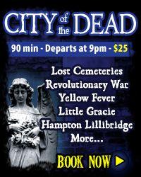 Savannah Ghost Tours – Blue Orb Tours – Things To Do Savannah -
