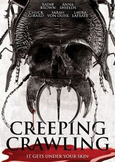"""'CREEPING CRAWLING' -Feature Film by Extra / Ordinary Film Project -Directed by Jon Russell Cring -Role-Officer Worker in """"Bugger"""" episode *UNCREDITED*"""
