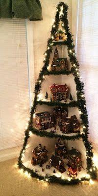 299107b6954 Haz indas villas navideñas para decorar tu casa en navidad