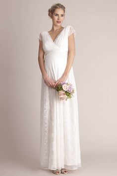 16be4be72fe 9 meilleures images du tableau robe de mariée femme enceinte
