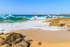 Lanzarote is located in the Canary Islands and not only is it a fantastic destination for year-round sun, it's also packed with lots of things to explore. Canary Islands, Weather, Explore, Beach, Outdoor, Lanzarote, Outdoors, The Beach, Beaches