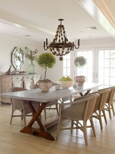 South Shore Decorating Blog: The New Traditional Interior Design Style of Darryl Carter