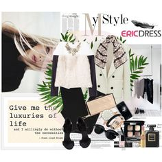 """""""Give me the luxuries of life"""" by molnijax on Polyvore @Polyvore #polyvore #molnijax #fashion #pastel #classy #elegant"""