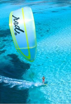 dreaming of kite surfing...