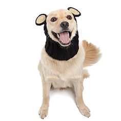Zoo Snoods  The Original Knit Black Bear Dog Snood size large *** Check out the image by visiting the link.