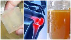 Когда болят суставы, это может значительно ухудшить наше качество жизни и привести к полной беспомощности. Вам помогут эти 3 рецепта...