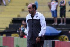 BotafogoDePrimeira: Ricardo Gomes lamenta chances perdidas em Criciúma...