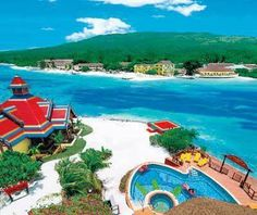 Stay at the Sandals Royal Caribbean resort in Montego Bay, Jamaica