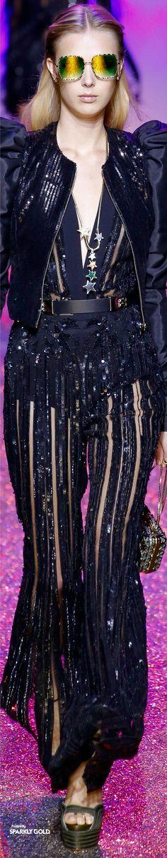 Spring 2017 RTW featuring Highlights from Elie Saab Blue Fashion, Fashion 2017, Paris Fashion, Runway Fashion, Fashion Show, Elie Saab Couture, Elie Saab Printemps, Elie Saab Spring, Ellie Saab