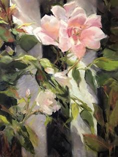 Pastel Art, Just A Little, Painting & Drawing, Flower Art, Still Life, Gallery, Drawings, Plants, Summer